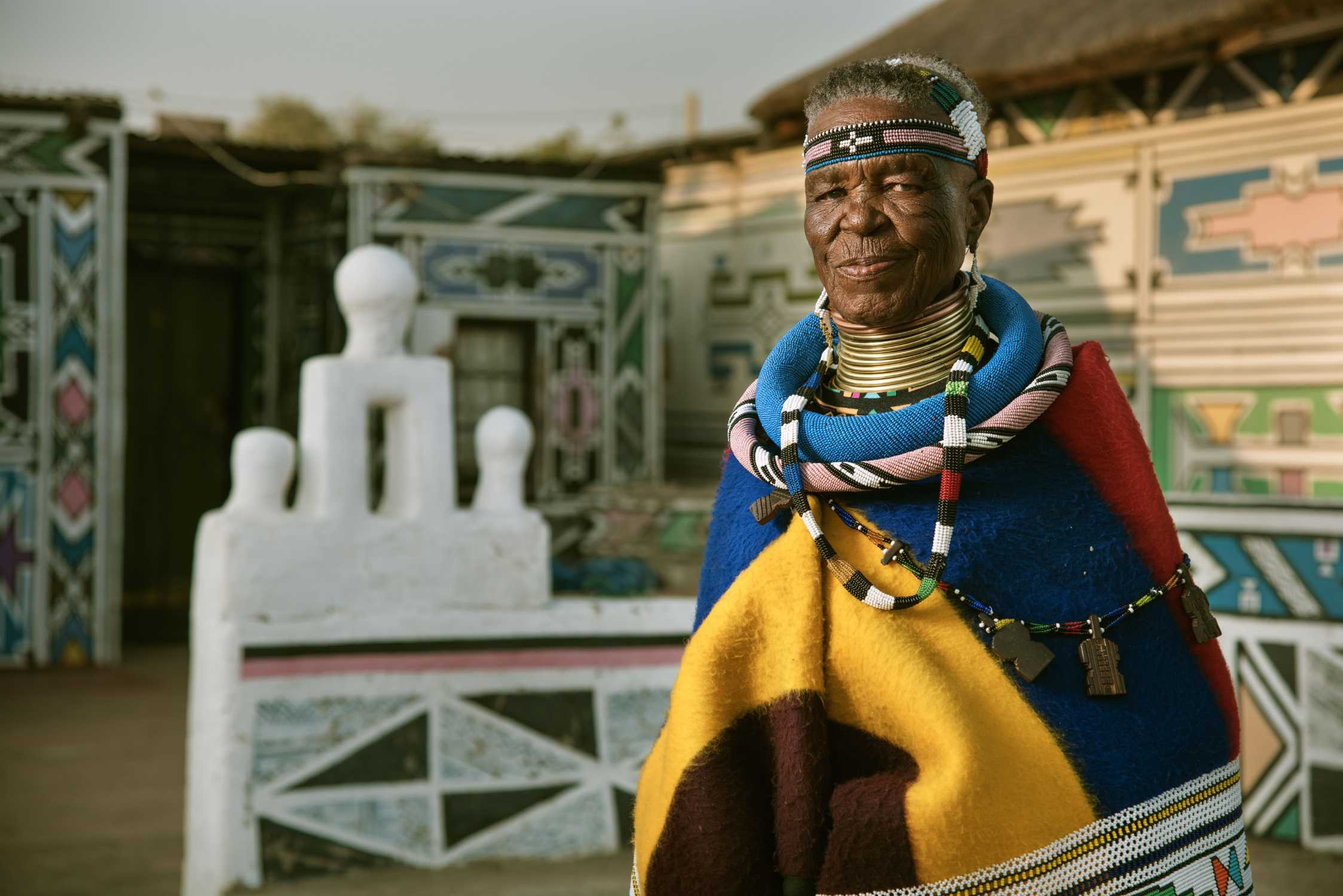 Happy Birthday Esther Mahlangu