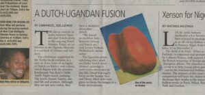 Royalafrican foundation in the press