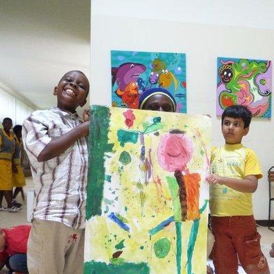 royalafrican kids workshop foundation africa